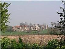 TM4464 : Leiston Abbey by mym