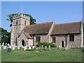 TL5249 : Little Abington, St Mary by mym