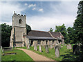 TL6458 : Stetchworth, St Peter by mym
