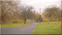 ST5971 : Victoria Park, Windmill Hill, Bristol by Martin Clark