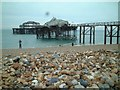TQ3003 : West Pier,  Brighton by Bob Embleton