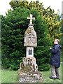 TL2559 : Croxton cross by mym