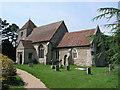 TL4137 : Little Chishill, St Nicholas by mym