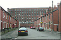SJ9298 : Ryecroft Mill, Ashton under Lyne by Martin Clark