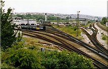 SX5055 : Laira Depot by Michael Parry