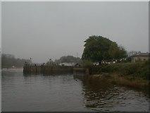 SE5944 : Early morning at Naburn by David Stowell