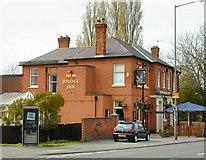 SK3731 : New Bridge inn, Shelton Lock, Derby by Chris J Dixon
