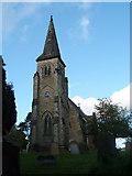 SE6360 : Strensall Church by Alison Stamp