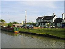 SP4365 : Birdingbury Wharf by David Stowell