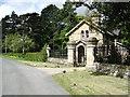 SE9544 : Gatehouse at South Dalton Estate by Ian Lavender