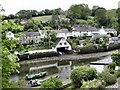 SW7526 : Helford Village by Richard Johns