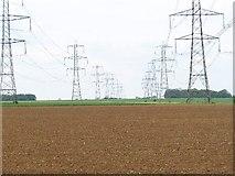 SE8820 : Pylons by Steve Parker
