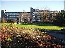NS4863 : Renfrewshire Council Headquarters by Gordon McKinlay