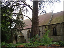 SE5554 : All Saints Church by Alison Stamp