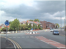SD5203 : Gantley Road and Upholland Road by Gary Rogers