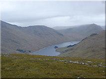 NN4846 : Loch an Daimh, Perthshire by paul birrell