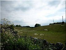 SP3412 : View from Priest Hill Lane, Hailey (Oxfordshire) by Nigel James