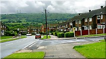 SJ9794 : Hattersley Road West by Stephen Burton