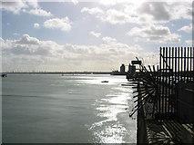 SU4310 : Southampton Water by Kevin Danks