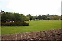 SK2691 : Low Bradfield Bowling Green and Cricket Ground by Paul Store