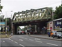 TQ1480 : Iron Bridge, Hanwell by David Hawgood