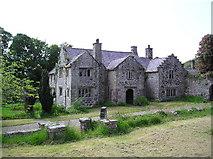 SH5369 : Y Faenol Old Hall by Gareth Hughes