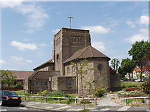 TQ1584 : All Hallows Church, North Greenford by David Hawgood