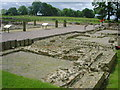 NY6166 : Birdoswald Roman Fort by Carl Bendelow