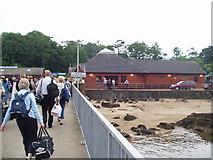 NS0235 : Brodick Pier by Gordon McKinlay