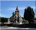 TQ3461 : Sanderstead Church by Nigel Freeman