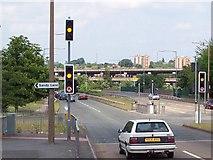 SP0195 : Tame Bridge Parkway by Adrian Bailey