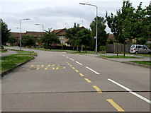 TA1233 : Howdale Road, Sutton by Andy Beecroft