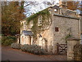 ST7661 : House where William Smith lived, Tucking Mill by Sheila Russell