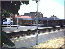 TQ2970 : Streatham Common Station, Streatham Vale. by Noel Foster
