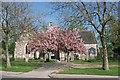 SU4411 : Peartree Green Church by David Mainwood