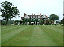 SZ2294 : Chewton Glen Hotel, Hampshire by Stuart Buchan