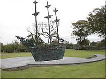 L9182 : The Great Famine National Monument by Bruce Hall