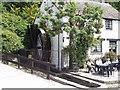 SX2051 : Watermill, Polperro by Gordon McKinlay