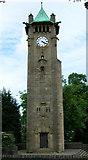 SE1118 : Lindley Clock Tower, Huddersfield by Ian M