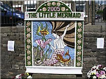 SK0387 : Hayfield Well Dressing by Alan Fleming