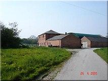 SJ0275 : Gwernigron Farm by Dot Potter