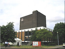TQ5387 : Queens Theatre, Billet Lane, Hornchurch, Essex by John Winfield