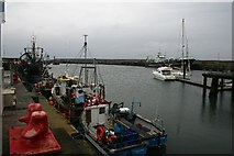 J5082 : Bangor Harbour by Bob Jones