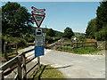 SN6479 : Cwm Rheidol railway by Nigel Callaghan
