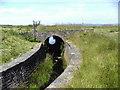 SE0333 : Reservoir conduit round Oxenhope Moor by John Illingworth