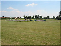 SU9976 : Datchet recreation ground by Darren Smith