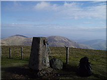NT0529 : The Summit of Culter Fell by Kevin Rae