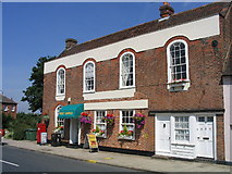 TQ6481 : The Village Post Office, Orsett, Essex by John Winfield
