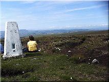 SD9129 : Hoof Stones Height by John Illingworth