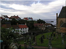 NO5201 : The Auld Kirk and St Monans by Karen Vernon
